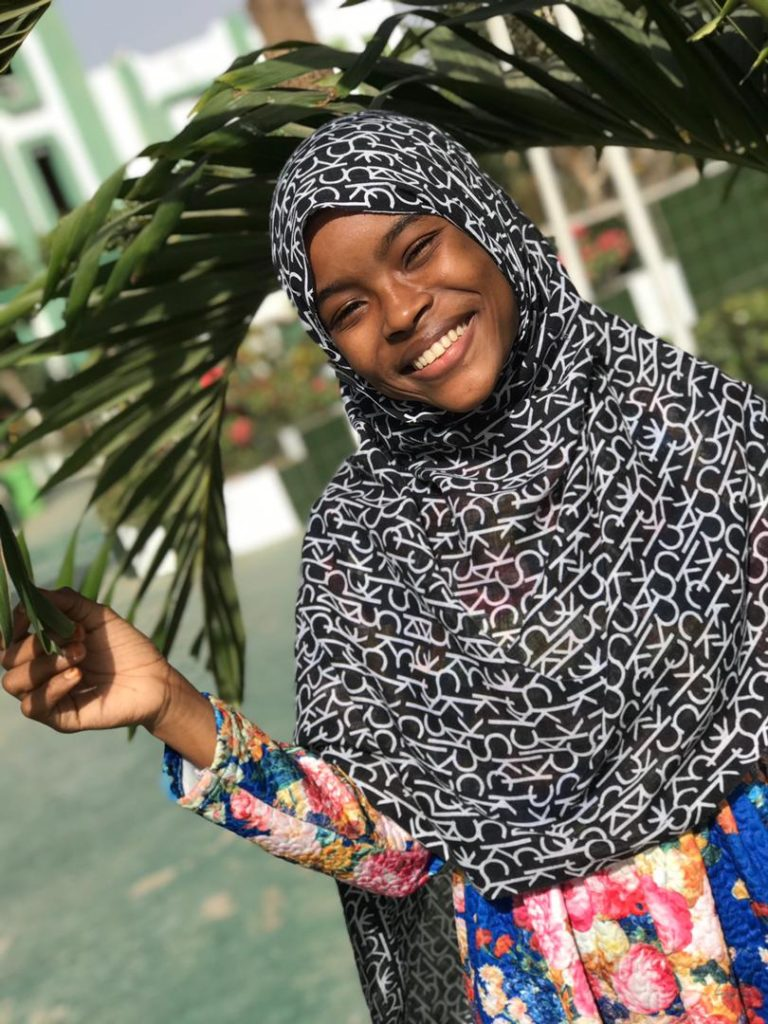 Team comme un air de hijab Zahra
